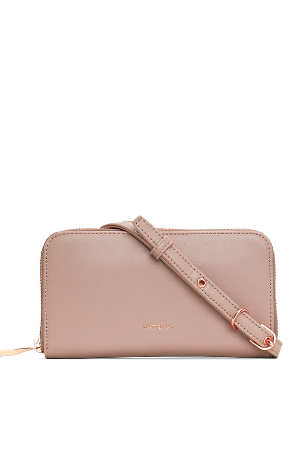 Matt & Nat Chalet Inver Loom Crossbody Wallet