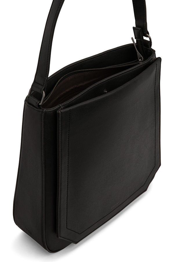 Matt & Nat Black Mara Hobo Vintage Bag