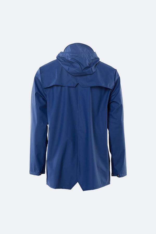 RAINS KLEIN BLUE JACKET