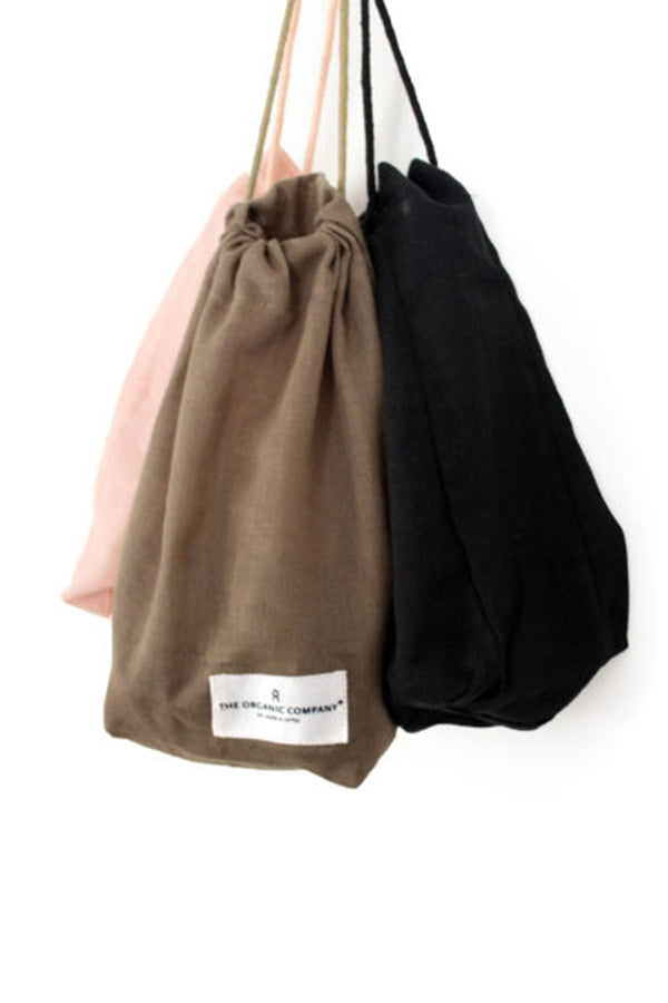 The Organic Company Pale Rose Small All Purpose Bag