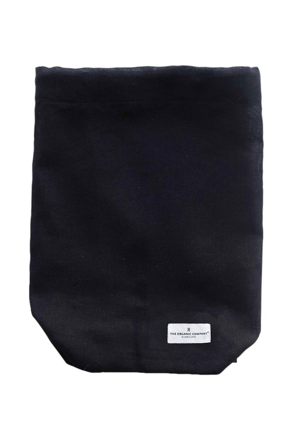 The Organic Company Black Large All Purpose Bag