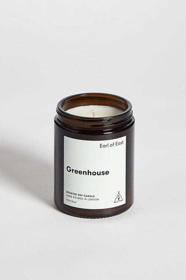 Greenhouse Medium Candle