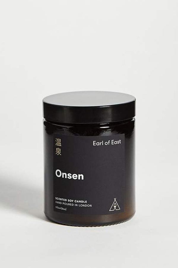 Earl Of East Onsen Medium Candle