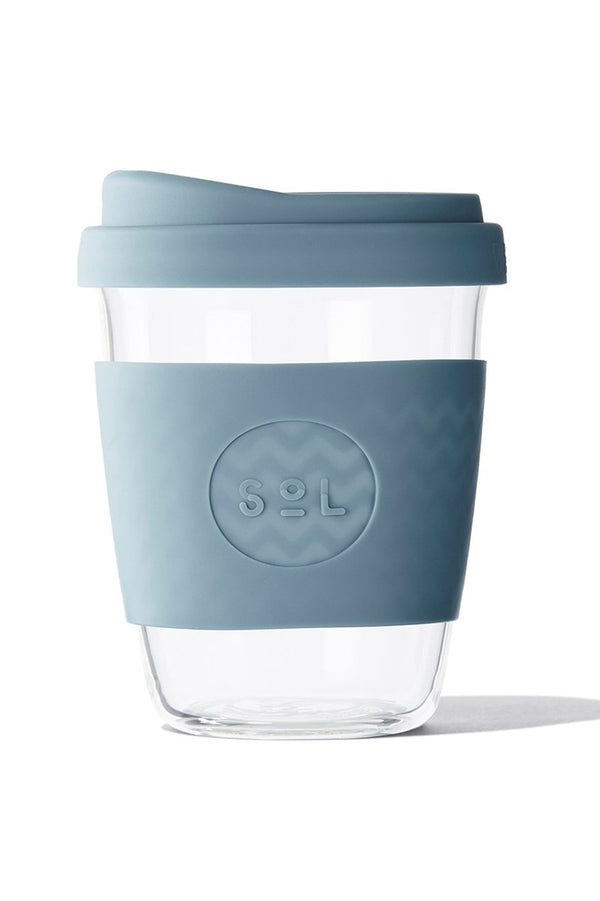 Sol Cups Blue Stone 8oz Cup