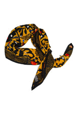 LAR Studio Orise Yellow Scarf