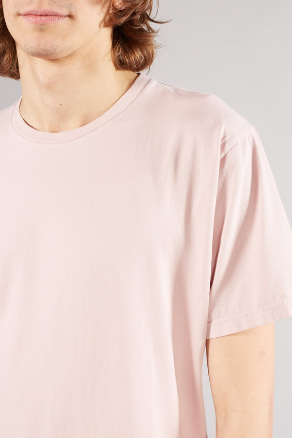 COLORFUL STANDARD FADED PINK CLASSIC UNISEX ORGANIC TEE