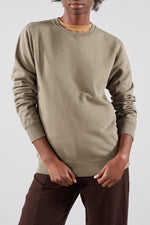 COLORFUL STANDARD OLIVE ORGANIC UNISEX CLASSIC CREWNECK SWEATER
