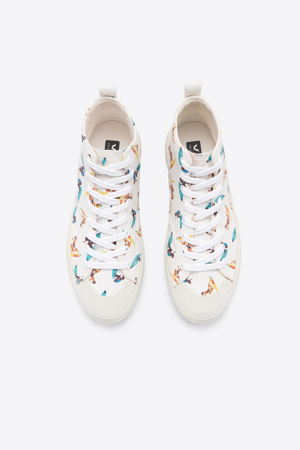 Surfers Paradise Vega x G. Kero Nova High Top Trainer Womens