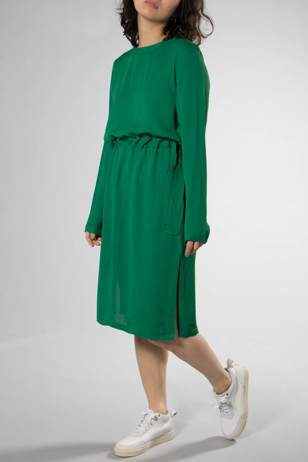MINIMUM VERDANT GREEN UNADIS DRESS
