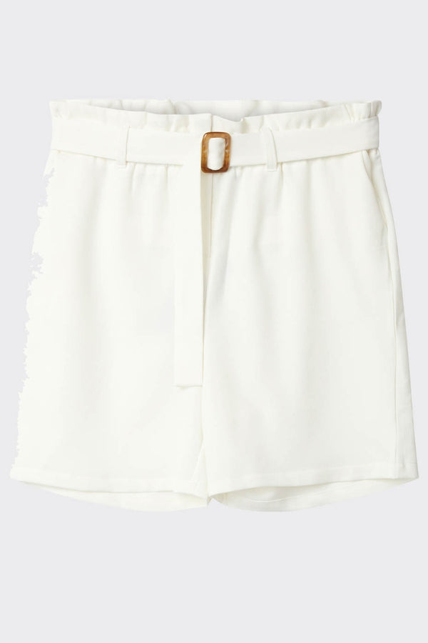 Minimum Broken White Feldus Shorts