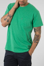 Mads Norgaard Online Lime Troll Green Recycled Tee