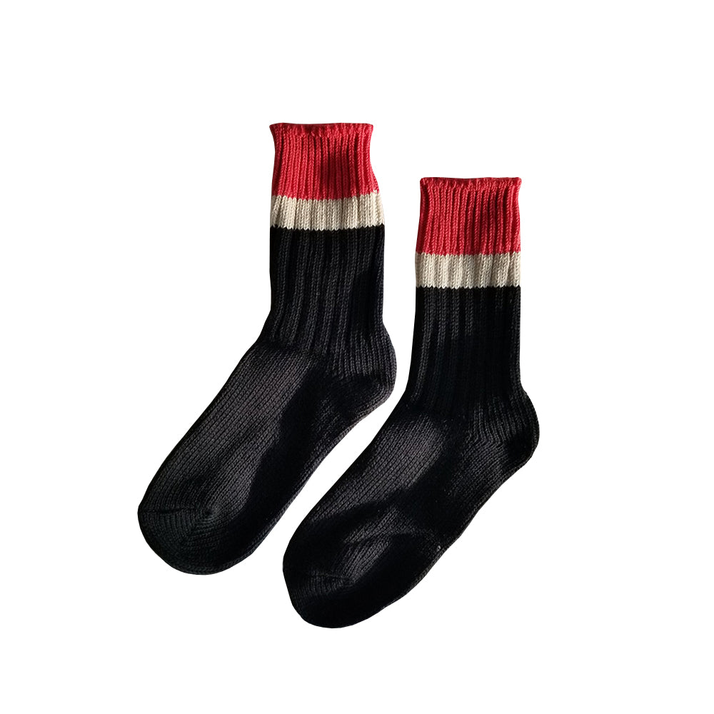 Camp Socks Black