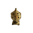 Star Brass Incense Holder