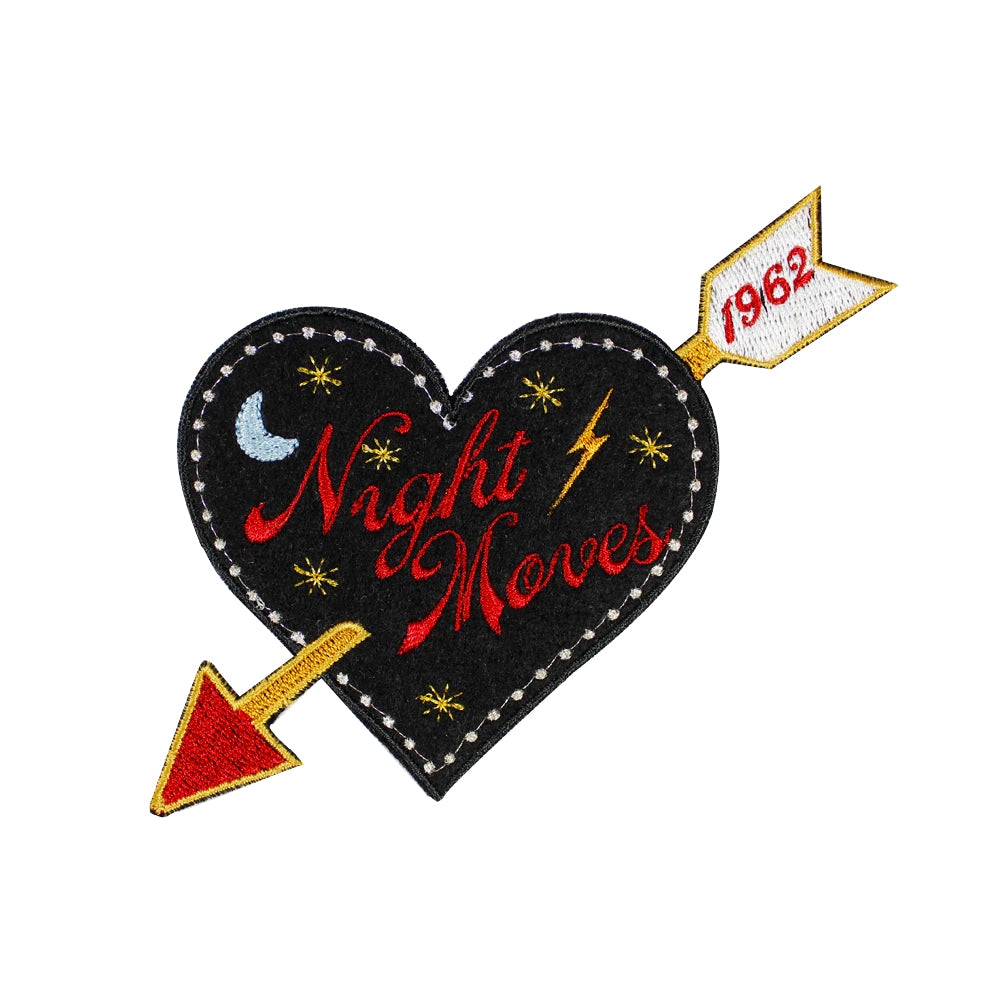 Night Moves Patch