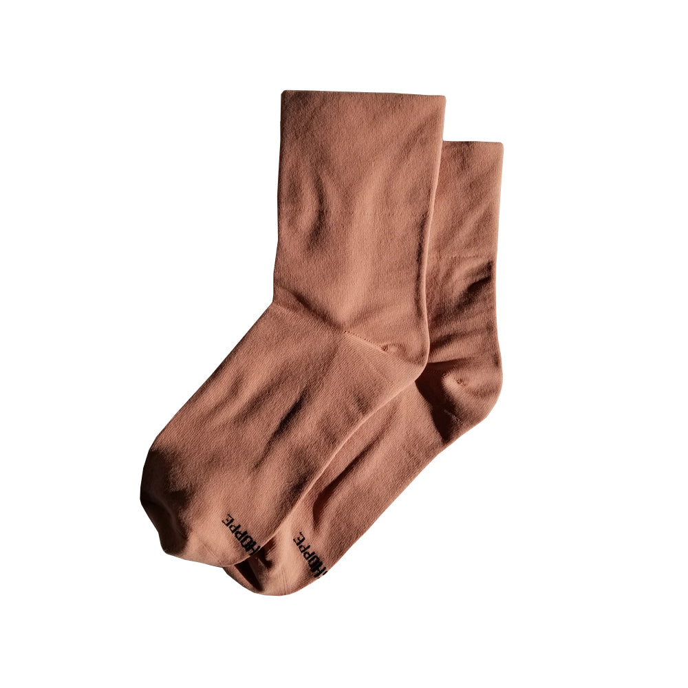 Pump Socks - Canyon Clay