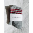 Girlfriend Socks - Grey