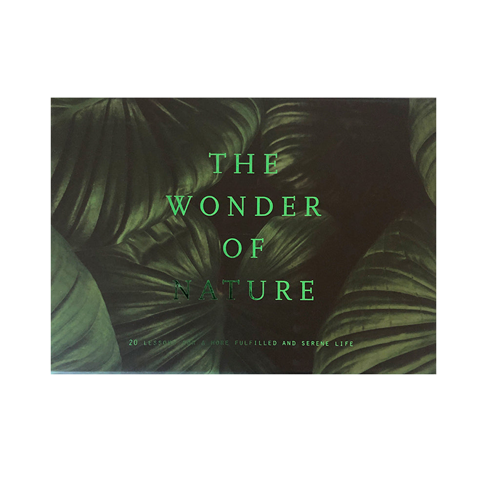 The Wonder of Nature