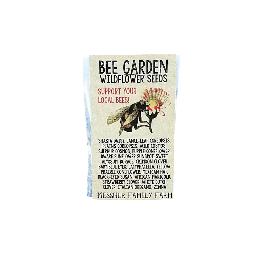 Bee Garden Wildflower Seeds