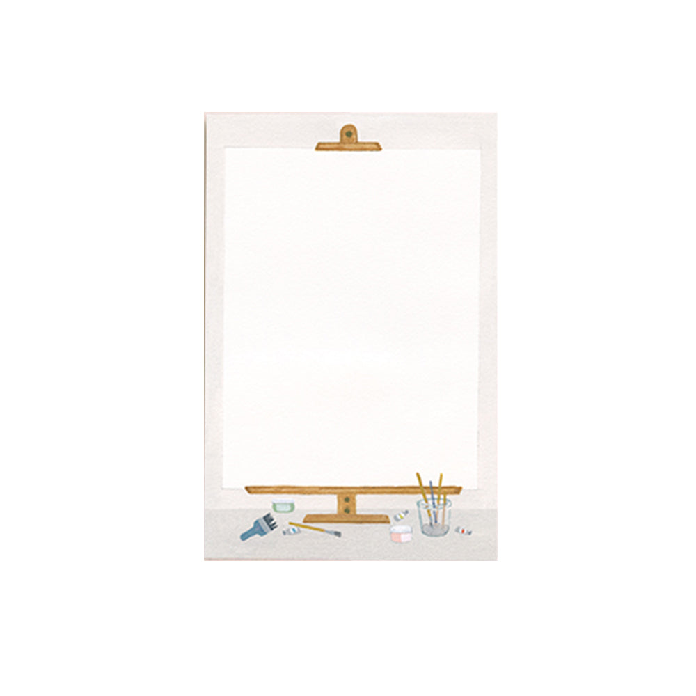 Easel Notepad