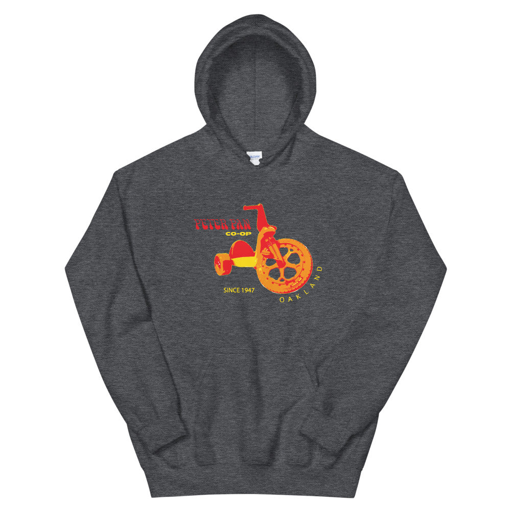 Big Wheels Adult Hoodie