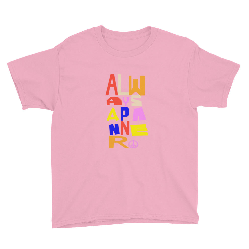 Always A Panner Kids Tee