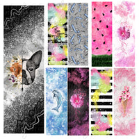 9 Pen Wraps Bundle Digital Download