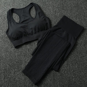 Vital sportswear bra and leggings for women