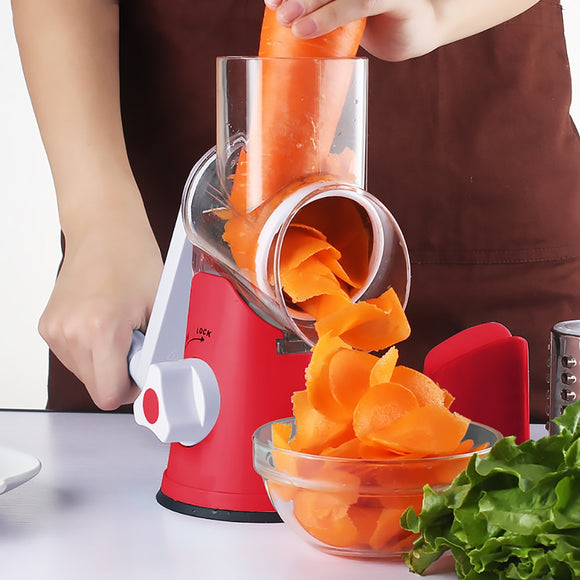 New Multifunctional 3 In1 Slicer