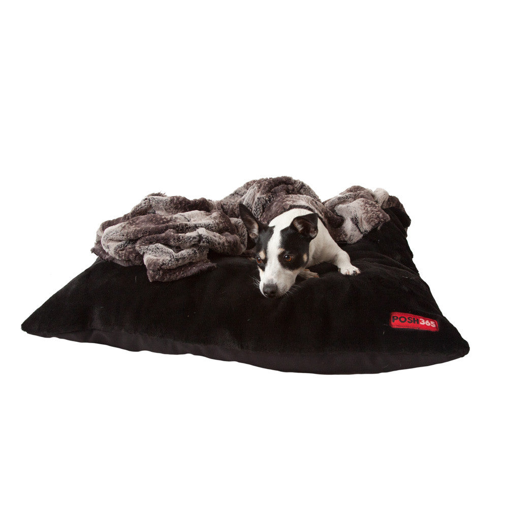 Luxury Mink Faux Fur Dog Blanket