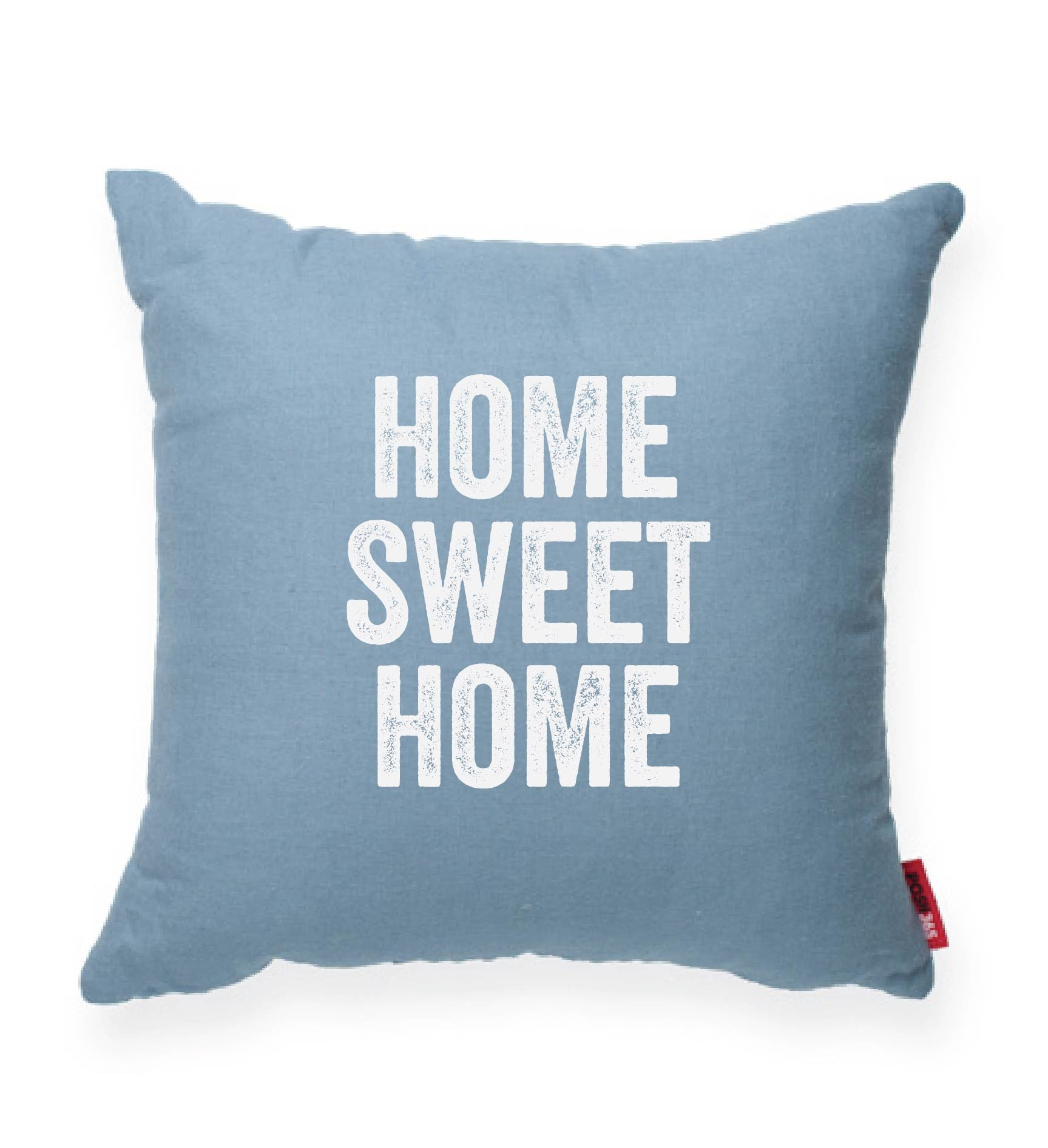 "Decorative Throw Pillow ""Home Sweet Home"""