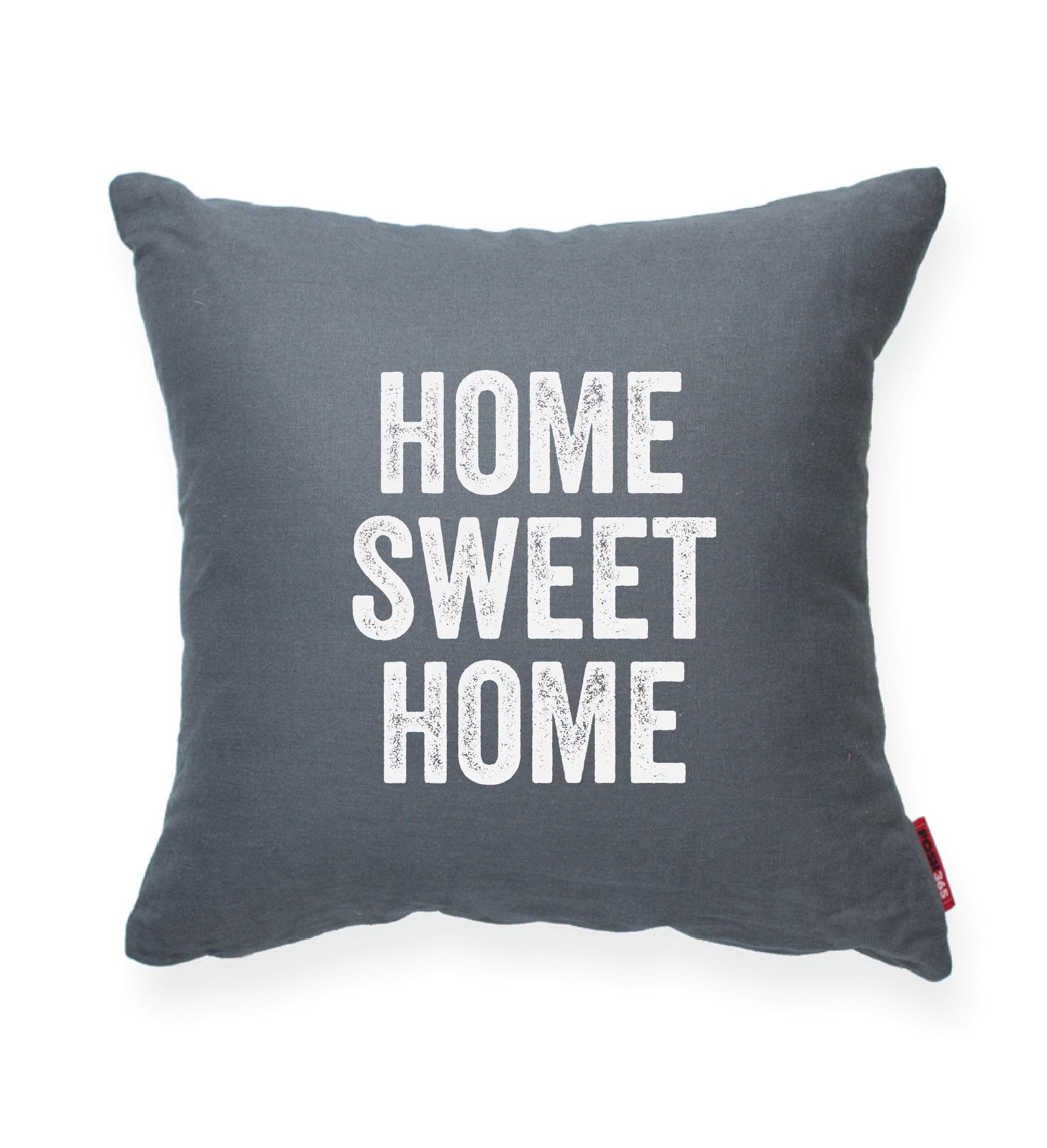"""Home Sweet Home"" Decorative Throw Pillow"