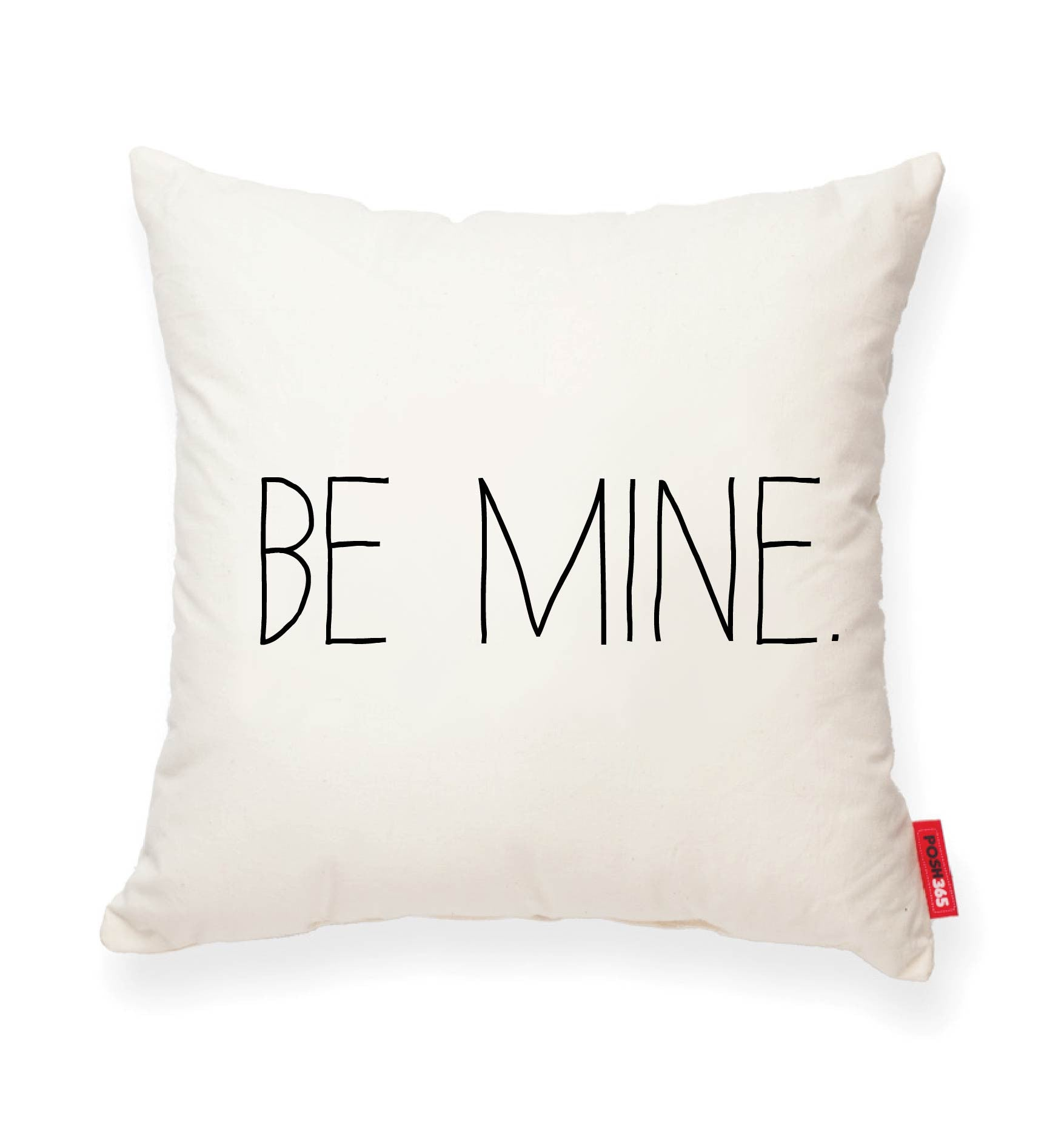 """Be Mine"" Decorative Throw Pillow"