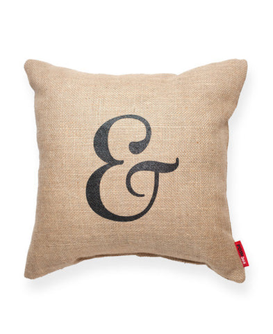 Brown Decorative Throw Pillow