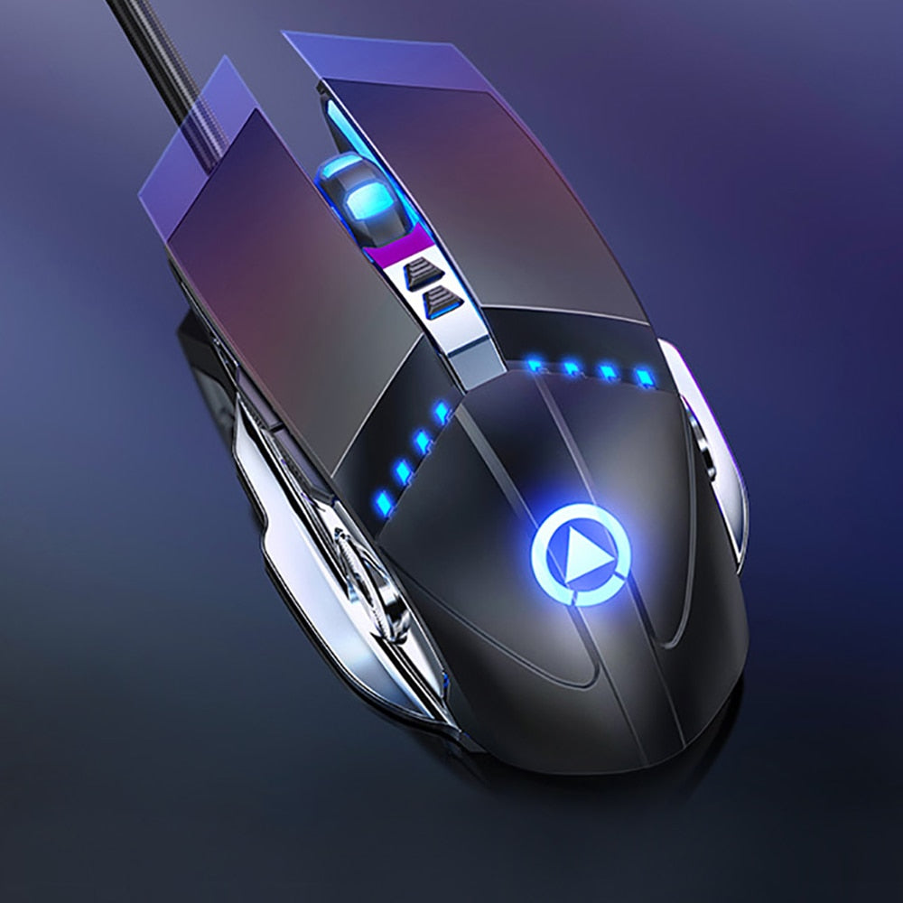 Mechanical Gaming Keyboard, Mouse and Headset Combo