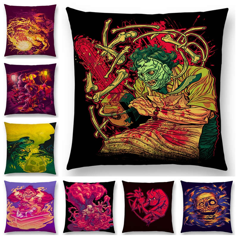 Graffiti Art Cool Pillow Case