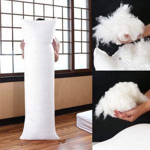 Long Cool Body Pillow for Sleep comfortable bedtime