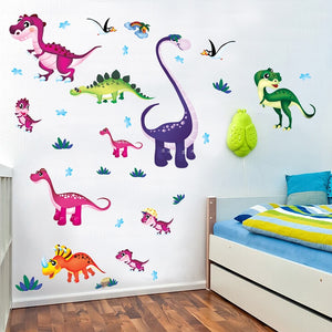 Dinosaur Kids & Nursery Wall Stickers