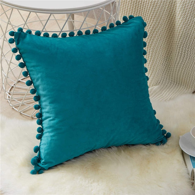 Soft Velvet Luxury Cushion Cover