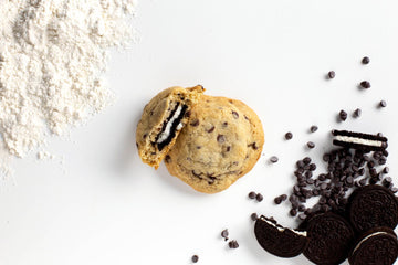 Oreo Stuffed Chocolate Chip