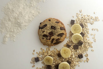 Oatmeal Banana Chocolate Chunk
