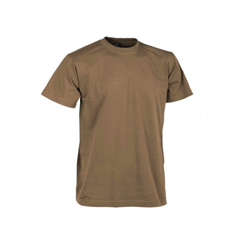 POLERA UNISEX COLOR COYOTE