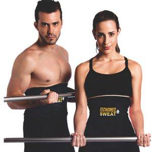 Faja sweat alta sudoración -tecnomed