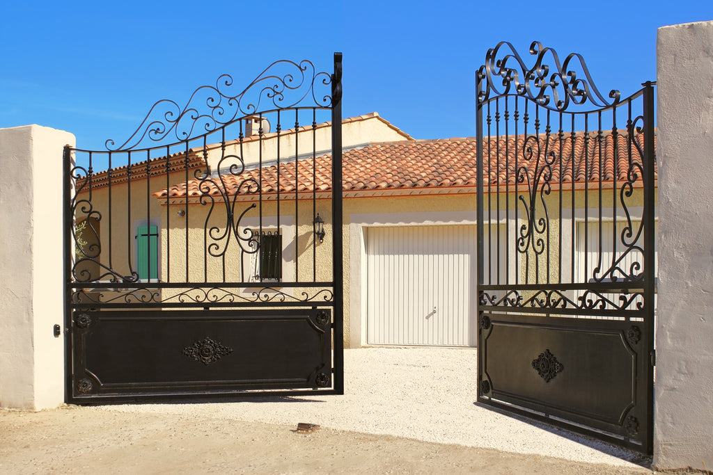 We Have Iron Doors, Railings and Gates to Fit Your New Mexico Home