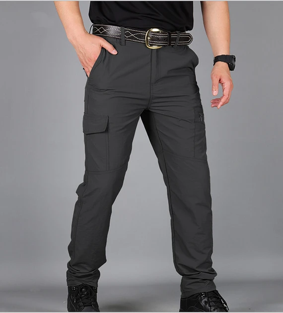 Tactical Waterproof Pants - Unisex