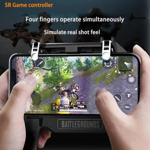 L1R1 Mobile Gamepad with Powerbank