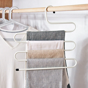 Multi-layer Clothes Storage Hangers
