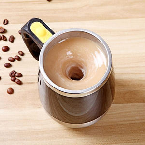 Stainless Steel Upgrade Magnetized Mixing Cup