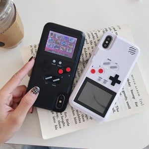 Color Screen Game Phone Case