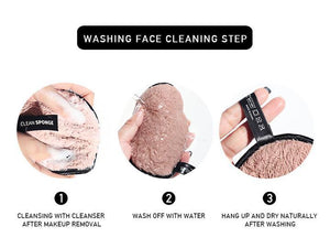 Magic Makeup Removal