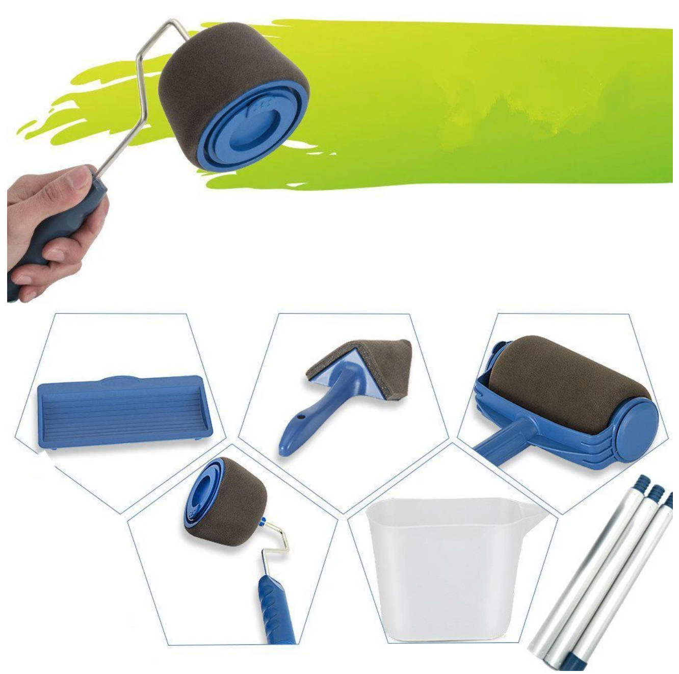 8 PCS/SET PAINTING BRUSH SET